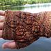 Grandifolia Hands pattern