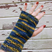Alice Inspired Wrist Warmers pattern
