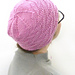 Temporal Wingnut Hat pattern