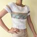 Short-Sleeved Pullover Jumper pattern