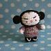 Amigurumi little Geisha pattern