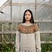 Azucena Sweater pattern