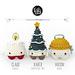 lalylala 4seasons CHRISTMAS Xmas pattern