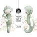 SEPP seahorse pattern