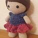 Weebee Doll - Spring Time Skirt pattern