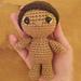 Little Weebee Doll pattern
