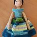 Weebee SE - Sally Vintage Style Rag Doll pattern