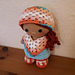 Weebee Doll - Granny Stitch Chic Outfit pattern