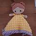 Weebee Doll - Lovey Blanket pattern
