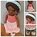 Weebee SE A'Nyia Doll - Summer Outfit pattern