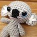 Wee & Little Weebee Dolls Koala Mod Kit pattern