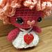 Wee Weebee Doll - Love Bunny pattern