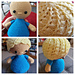 Big Bottomed Weebee Doll & Hair Cap pattern
