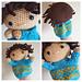 Weebee Doll - Harry Boy Puppet pattern