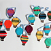 Balloon Bunting pattern