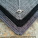 Claire Fraser Inspired Shawl pattern