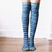 Philly Knee High Socks pattern