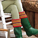 Wellington Boot Liners pattern