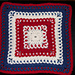 Eyelet Lace Square pattern