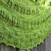 Veggie Garden Shawl pattern