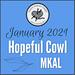 Hopeful Cowl MKAL pattern