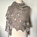 Joyous Shawl pattern