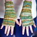 leethal ninja mitts pattern