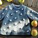 Sweater «Soaring sheep» pattern