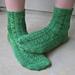 Seaweed Socks pattern