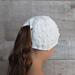 Cobblestone Girls Ponytail Hat pattern