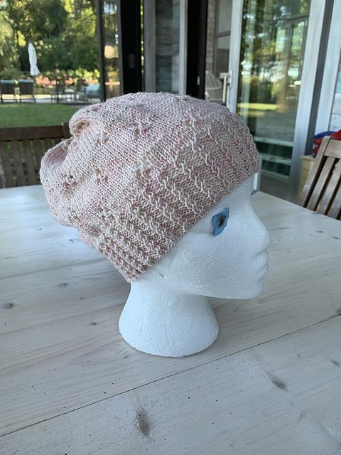 Delicate Grace Hat by Lena Mathisson