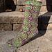 Labyrinth Socks pattern