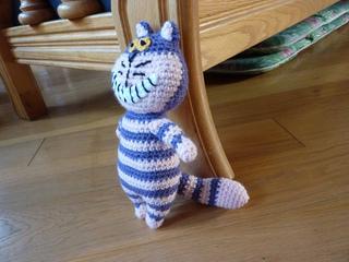 Crochet Tutorial: Cheshire Cat Hoodie - YARNutopia by Nadia Fuad ... | 240x320