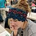 Bavarian Crochet Head Warmer pattern