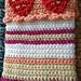 Strawberry Cake Binder Cozy pattern