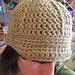 Chunky Hat pattern