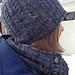 Time Vortex Hat pattern