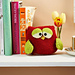 Oscar the Owl Bookend pattern