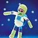 Lost In Space: Arlo The Astronaut pattern