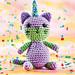 Kayleigh Cat-icorn pattern