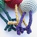 Tunisian Crochet Tubes pattern