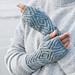 Undulation Mittens pattern