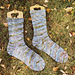 Dauphin Socks pattern