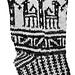 Tree & Ibex Socks pattern
