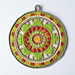 Wheel of Magic Mandala Potholder pattern