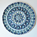 Dandelion Mandala Overlay Crochet pattern