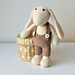 Sunny the Bunny with Pants pattern