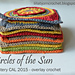 Circles of the Sun - Mystery CAL 2015 pattern