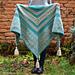 Amaya Mosaic Shawl pattern
