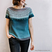 Huldra Sweater pattern